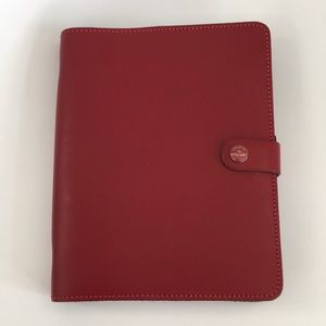 Filofax Office - Red A5 original Filofax